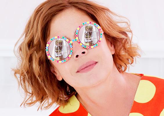 Agatha Ruiz de la Prada ✽ nueva colección de gafas
