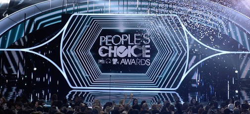 People's Choice Awards 2015: Los ganadores y mejor vestidos del evento