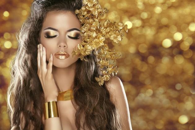 Tendencia en Maquillaje y Peinado Fiestas 2015