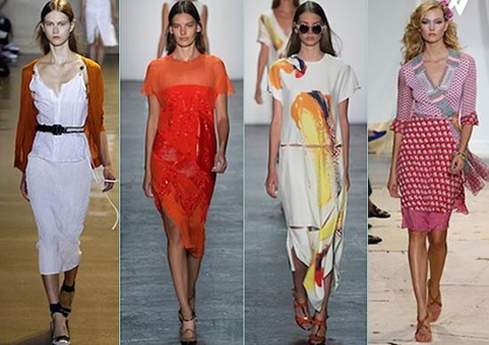 Moda Primavera – Verano 2016. Tendencias