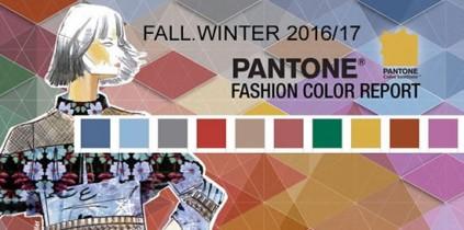 Colores temporada otoño invierno 2016 -2017