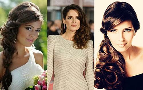 El Peinado Perfecto Para Tu Escote
